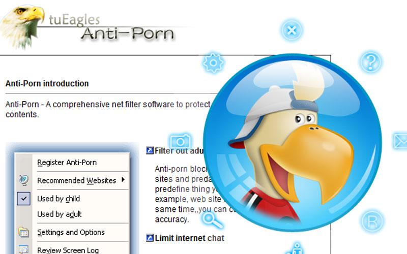 Anti-Porn – Yetişkin İçerikleri Engelleme Programı