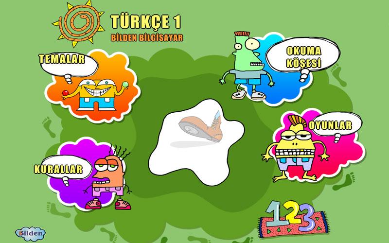 Bilden 1. Sınıf Türkçe Eğitim Programı