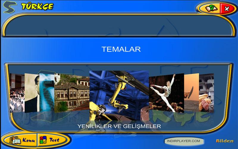 Bilden 5. Sınıf Türkçe Eğitim Programı