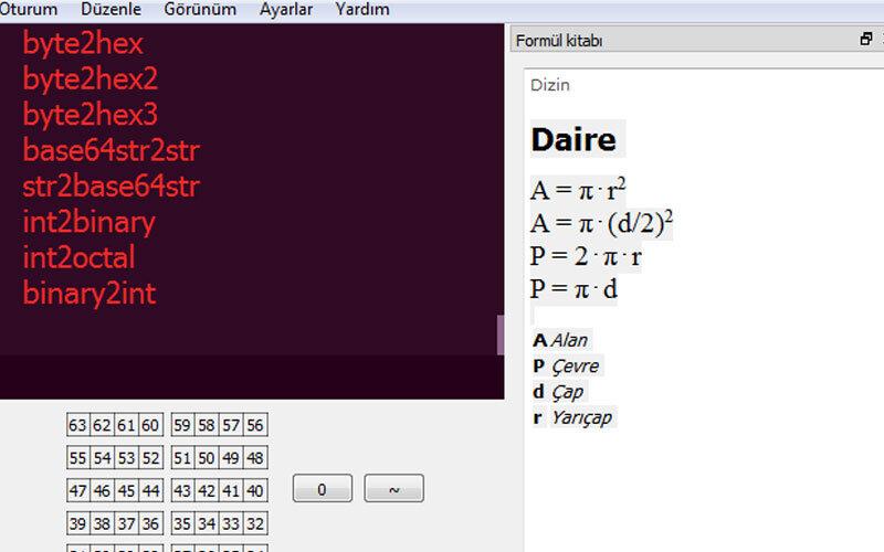 Datakent Programmer Calculator – Gelişmiş PC Hesap Makinesi ve Programlama Formülleri