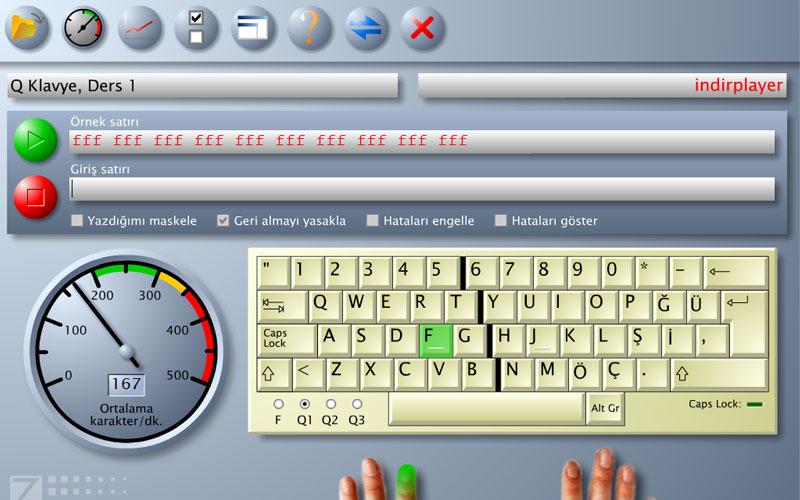 Hotkey – Daktilo Öğrenme ve Klavye Hızlandırma Programı