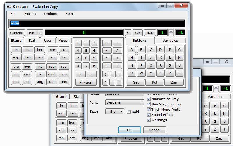 Kalkulator Gelişmiş Bilimsel Hesap Makinası