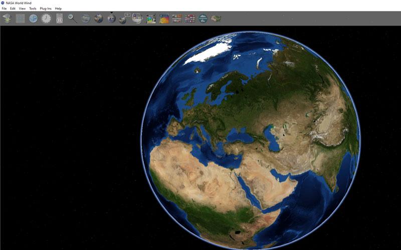 Nasa World Wind – Ücretsiz Dünya Haritası Gezinti Detaylı Yaklaşmalar