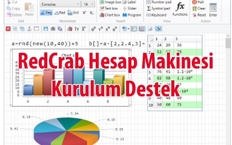 RedCrab Hesap Makinesi